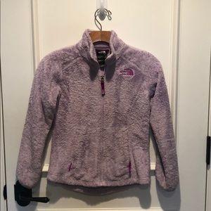 North Face Girls Fleece Jacket